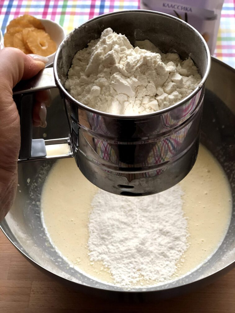 Фото рецепта - Краффин из сдобного дрожжевого теста - шаг 7