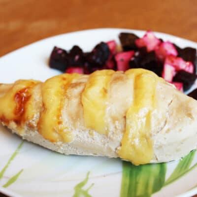 Нежное куриное филе в сметанно-чесночном маринаде - рецепт с фото