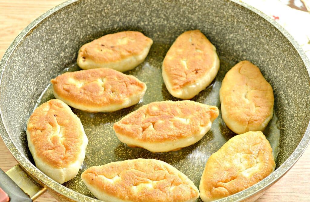 Фото рецепта - Мясная начинка для пирожков - шаг 10