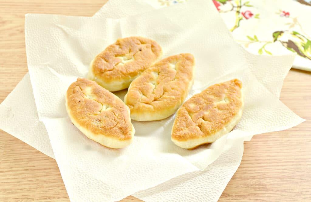 Фото рецепта - Мясная начинка для пирожков - шаг 11
