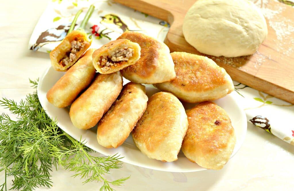 Фото рецепта - Мясная начинка для пирожков - шаг 12