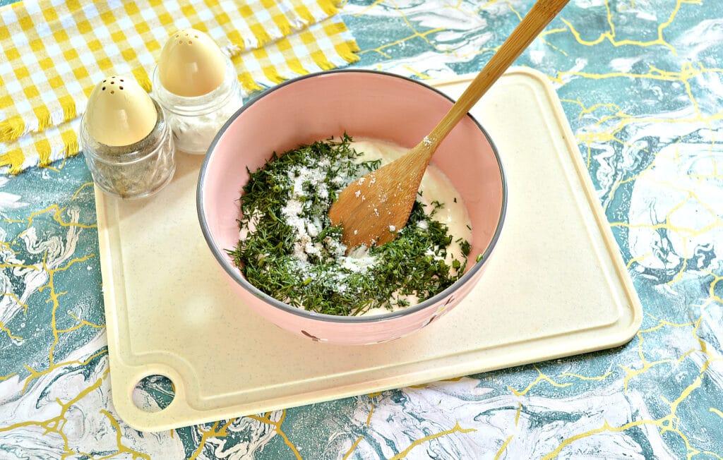 Фото рецепта - Карась, запеченный в сметане в духовке - шаг 2