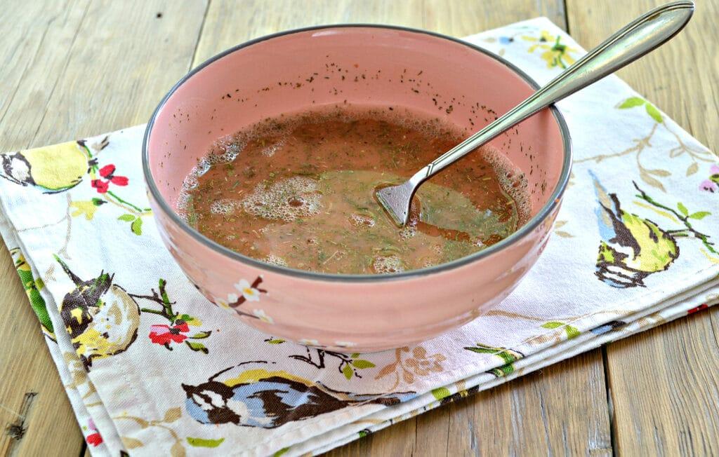 Фото рецепта - Подлива из говядины в мультиварке - шаг 4