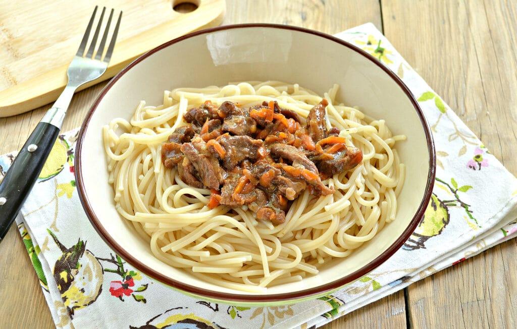 Фото рецепта - Подлива из говядины в мультиварке - шаг 7