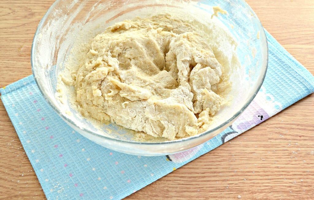 Фото рецепта - Универсальное тесто для пельменей - шаг 7
