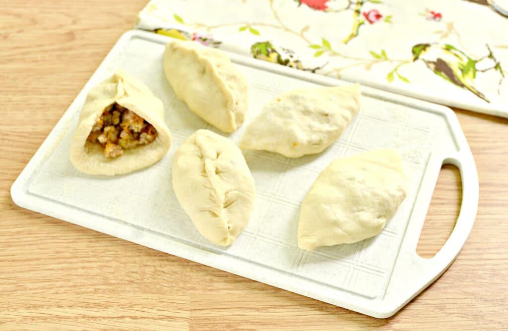 Фото рецепта - Мясная начинка для пирожков - шаг 8
