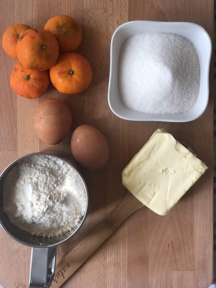 Фото рецепта - Мандариновое печенье - шаг 1