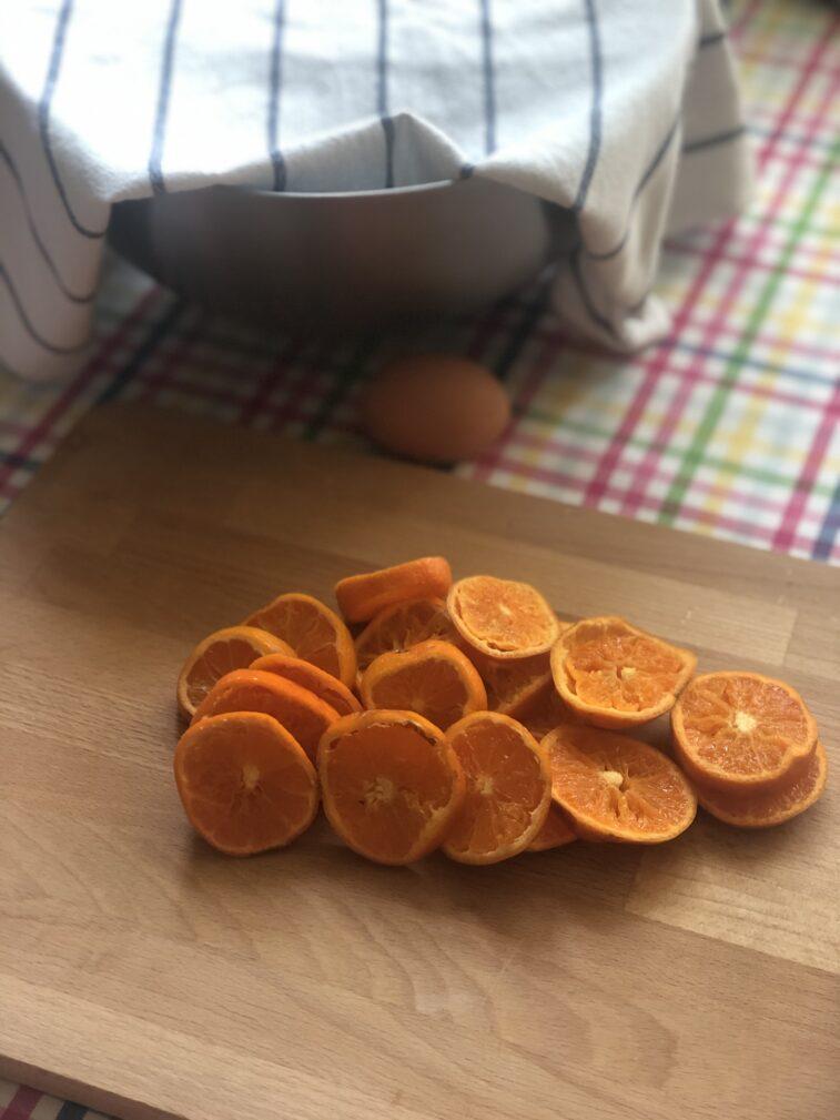 Фото рецепта - Мандариновое печенье - шаг 8