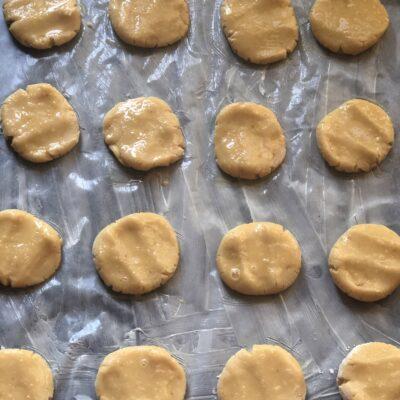 Фото рецепта - Мандариновое печенье - шаг 11
