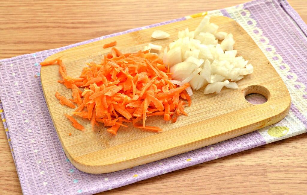 Фото рецепта - Рассольник на мясном бульоне в мультиварке - шаг 1