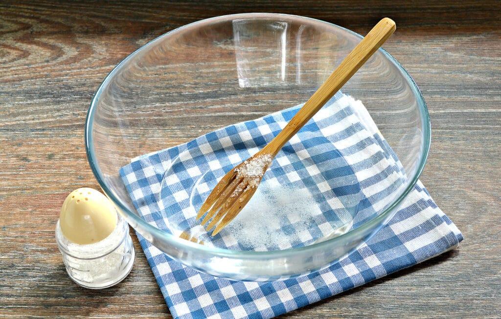 Фото рецепта - Тесто для курника на майонезе - шаг 1