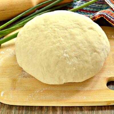 Заварное тесто для мантов - рецепт с фото