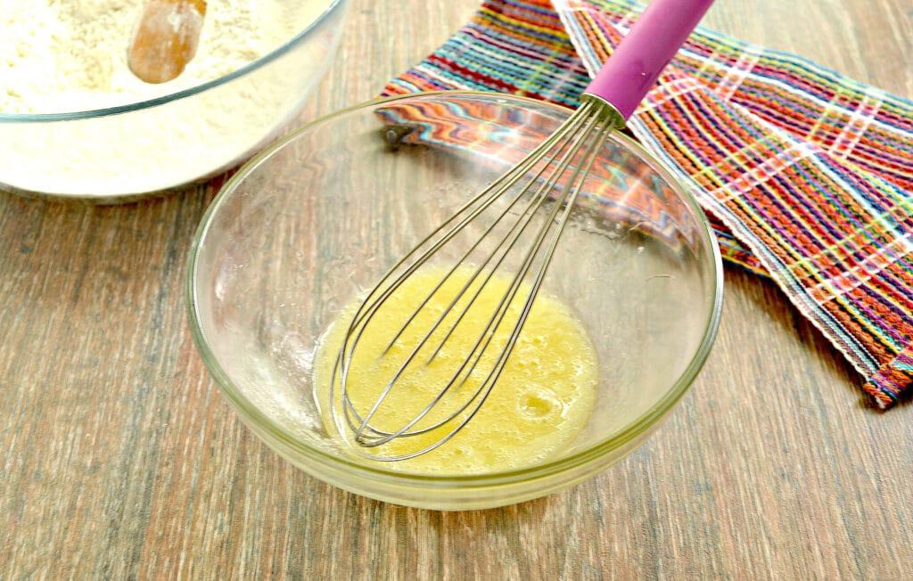 Фото рецепта - Заварное тесто для мантов - шаг 4