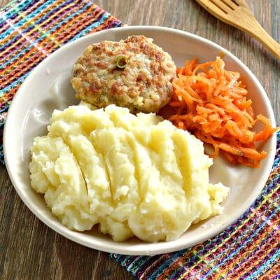 Картофельное пюре в мультиварке - рецепт с фото