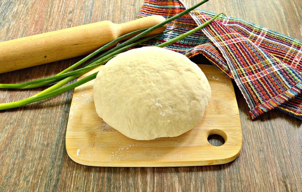 Фото рецепта - Заварное тесто для мантов - шаг 9