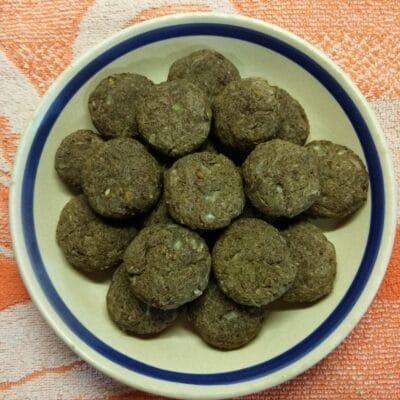 Вегетарианские тефтели из чечевицы - рецепт с фото