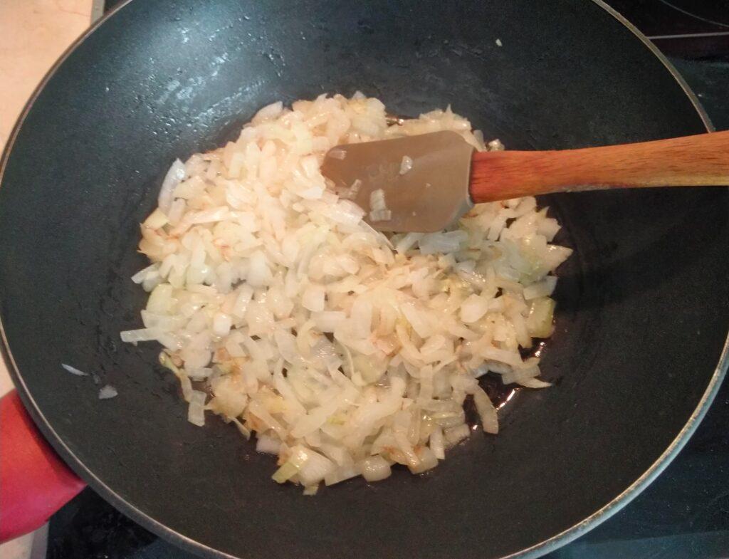 Фото рецепта - Плов со свиной корейкой - шаг 2