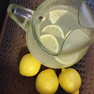 Самый вкусный лимонад - рецепт с фото