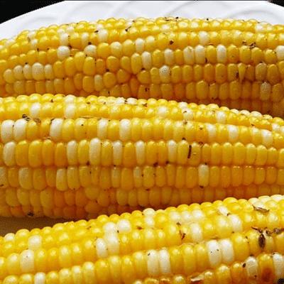 Сочная вареная кукуруза - рецепт с фото