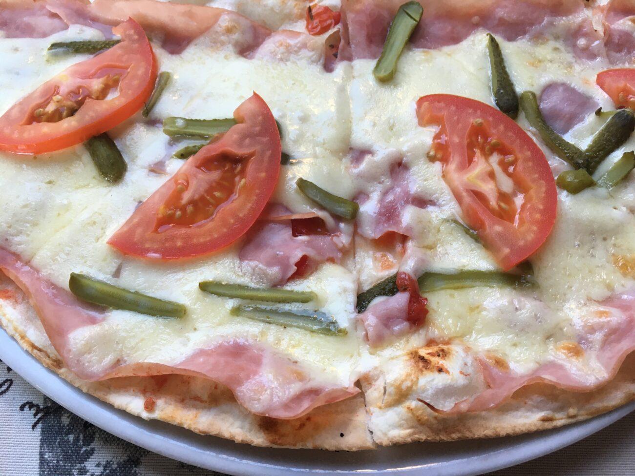 Сицилийская пицца