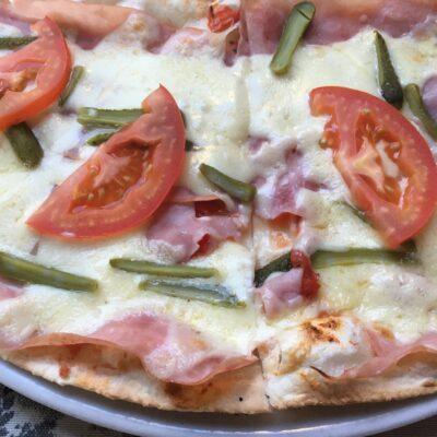Сицилийская пицца - рецепт с фото