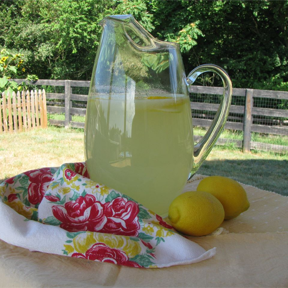 Лимонад по старинке