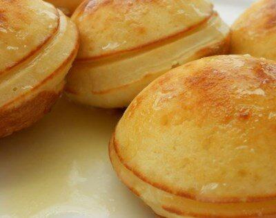 Масляный молочный сироп - рецепт с фото
