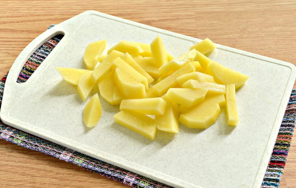 Фото рецепта - Щи с болгарским перцем - шаг 2