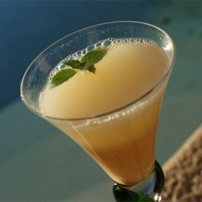 """Алкогольный напиток """"Мимоза"""" - рецепт с фото"""