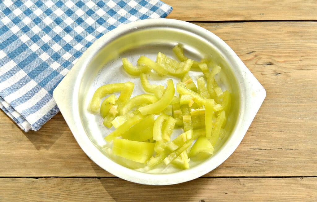 Фото рецепта - Подлива из свинины с овощами в мультиварке - шаг 3