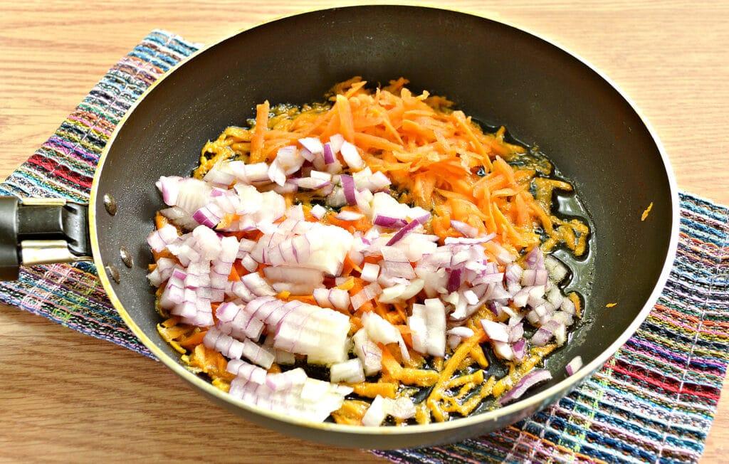 Фото рецепта - Щи с болгарским перцем - шаг 3
