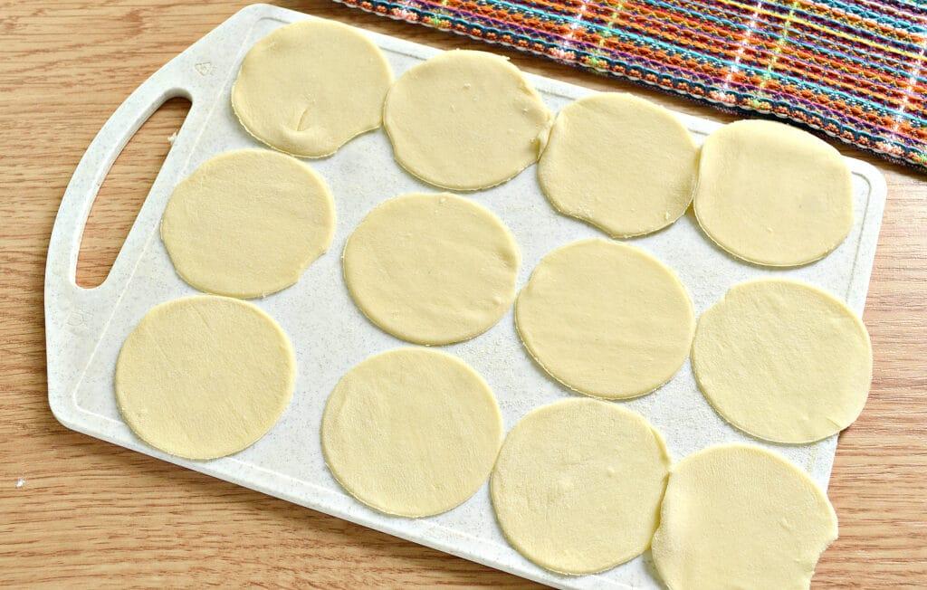 Фото рецепта - Домашние пельмени со смешанным фаршем - шаг 5