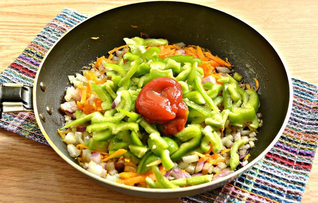 Фото рецепта - Щи с болгарским перцем - шаг 5