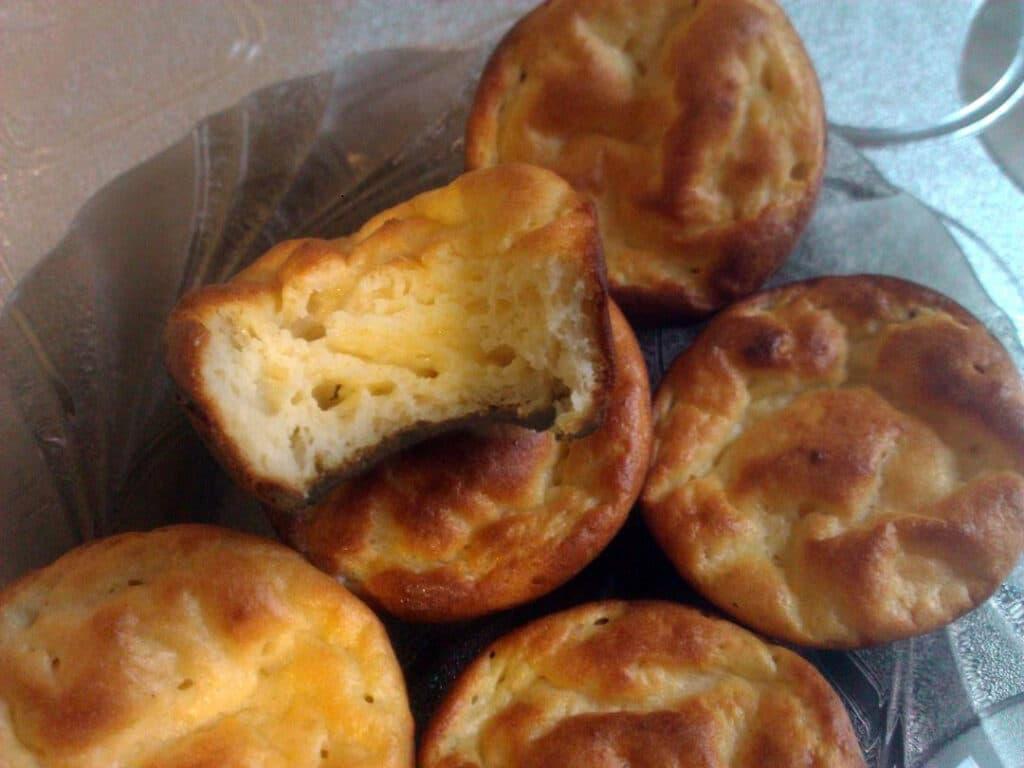 Фото рецепта - Сырники в духовке - шаг 6
