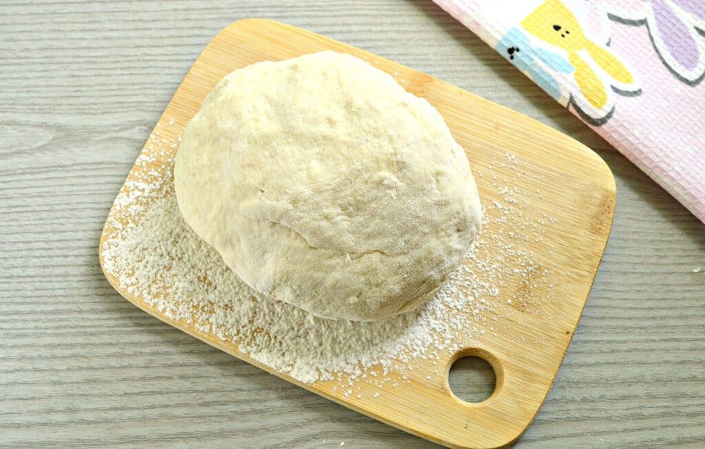 Фото рецепта - Пельменное тесто на воде - шаг 7