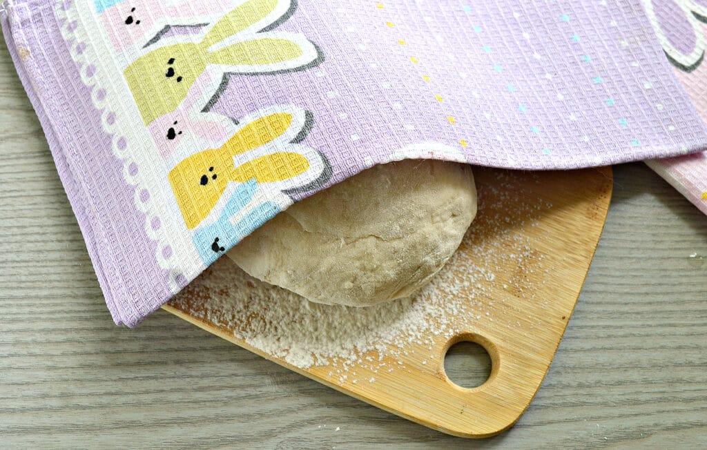Фото рецепта - Пельменное тесто на воде - шаг 8