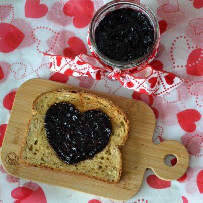 Черничное варенье - рецепт с фото