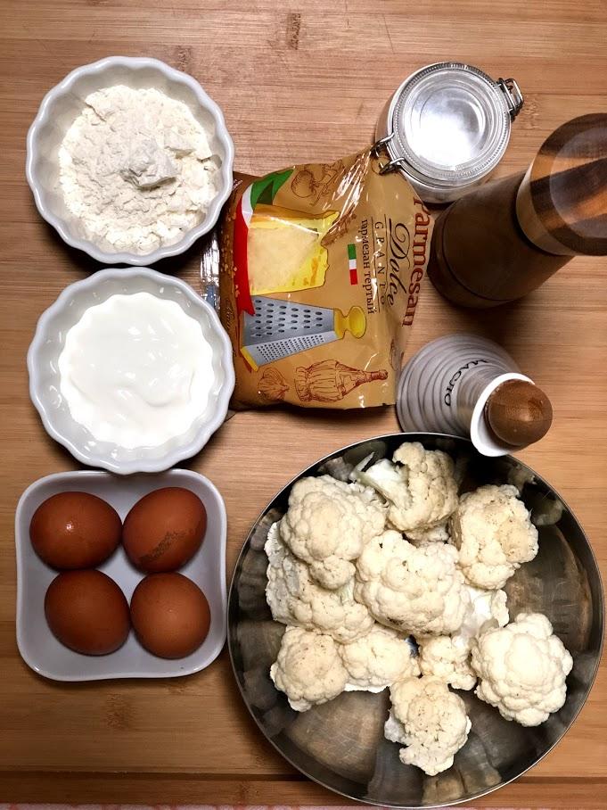 Фото рецепта - Запеканка из цветной капусты с сыром - шаг 1