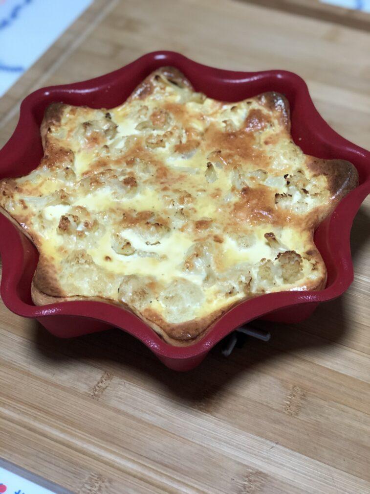 Фото рецепта - Запеканка из цветной капусты с сыром - шаг 10