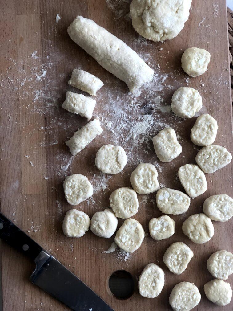 Фото рецепта - Вкусные ленивые вареники - шаг 6