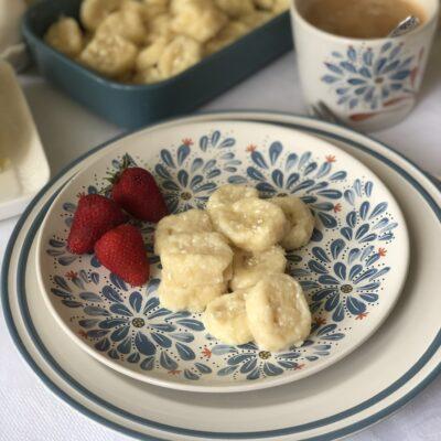 Вкусные ленивые вареники - рецепт с фото