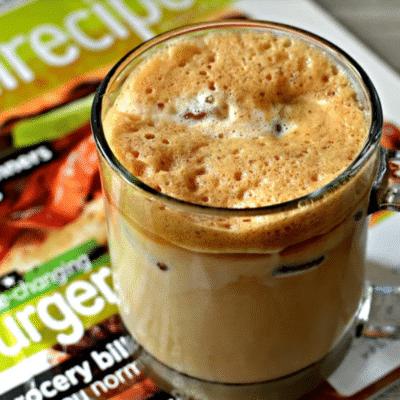 Легкий холодный кофе - рецепт с фото