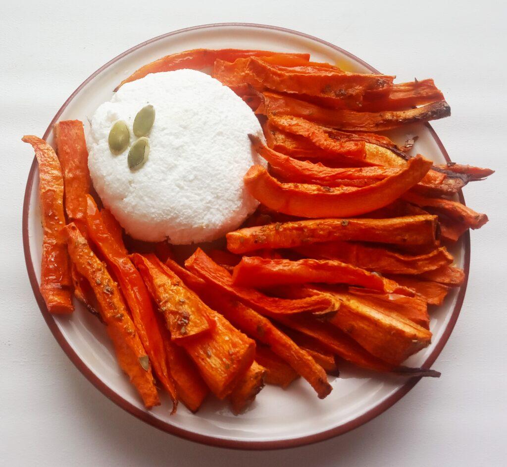 Фото рецепта - Запеченные картофель и морковь - шаг 5