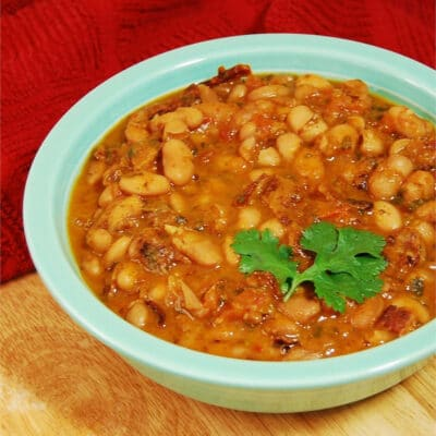 Фасоль с приправами по-мексикански - рецепт с фото