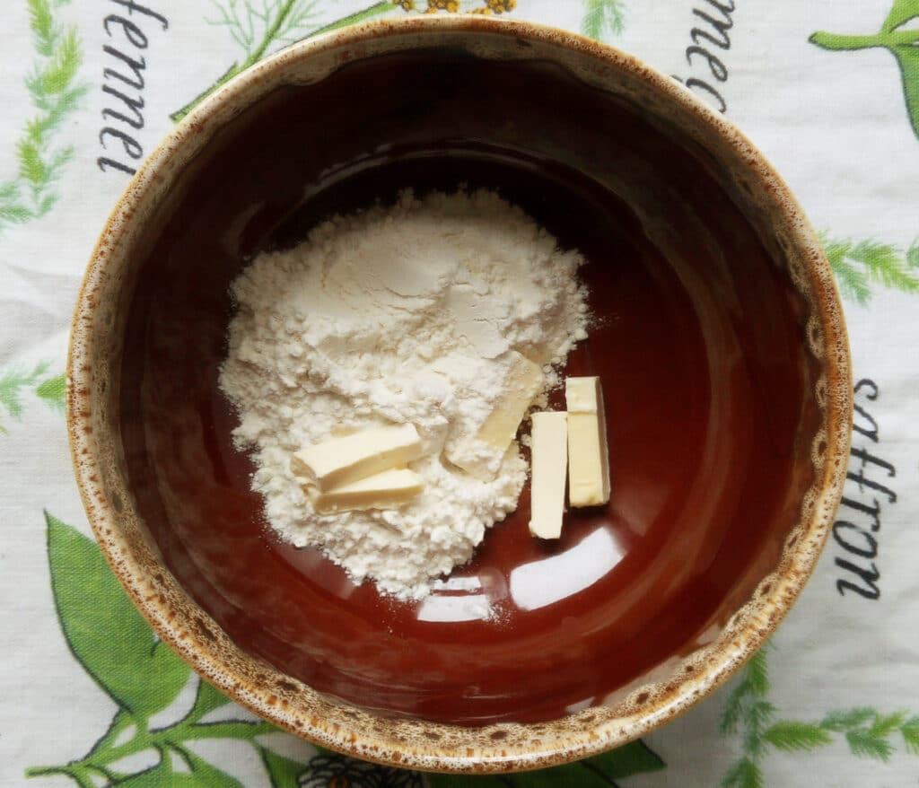 Фото рецепта - Киш с кроликом и сыром - шаг 2