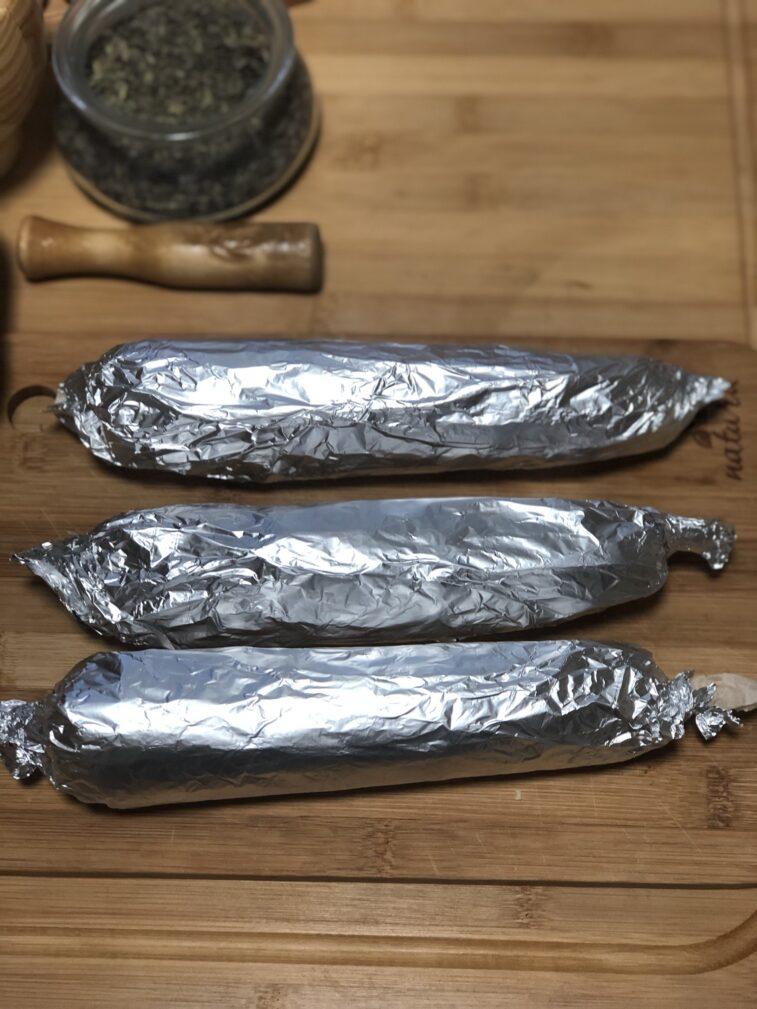 Фото рецепта - Кукуруза и картофель в духовке - шаг 9