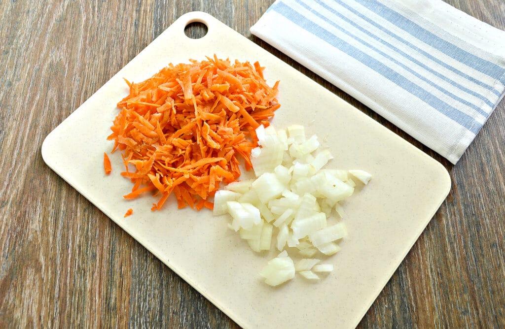 Фото рецепта - Щи с мясом и овощами - шаг 3