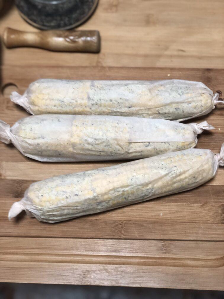 Фото рецепта - Кукуруза и картофель в духовке - шаг 8