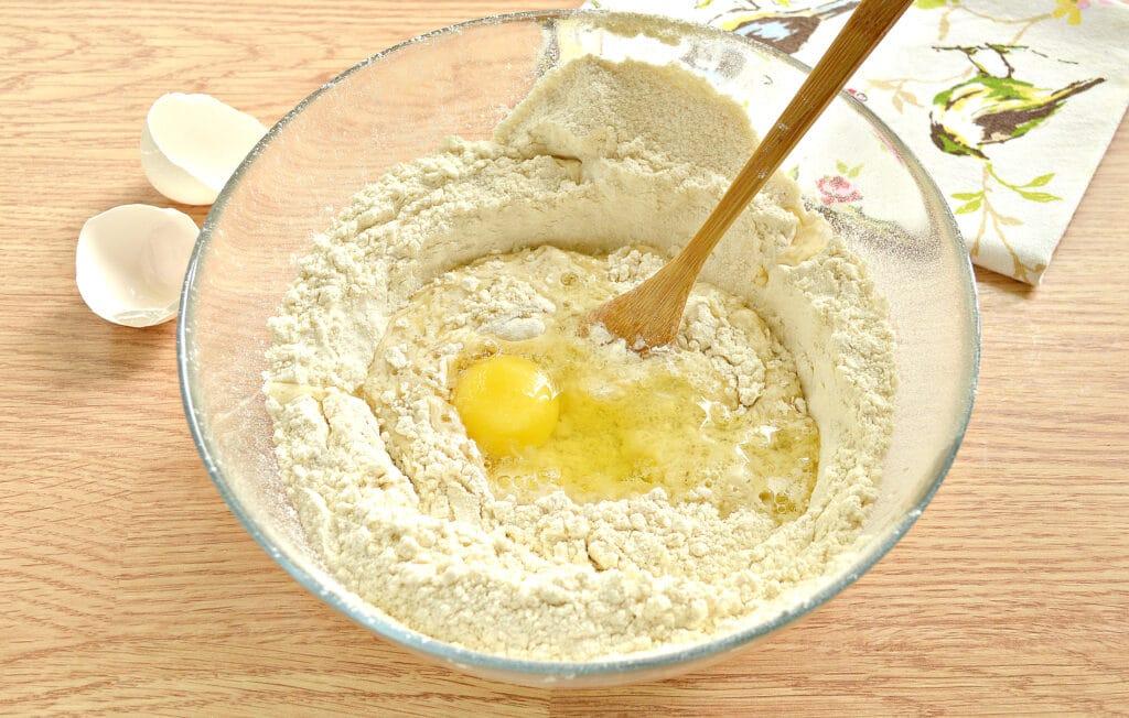 Фото рецепта - Тесто для пельменей на основе растительного масла - шаг 4