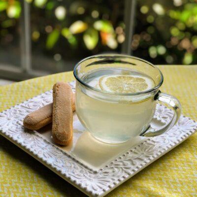 Чай с медом и лимоном - рецепт с фото